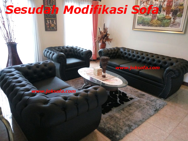 sesudah modifikasi sofa