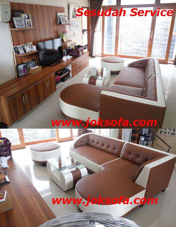 sesudah service sofa